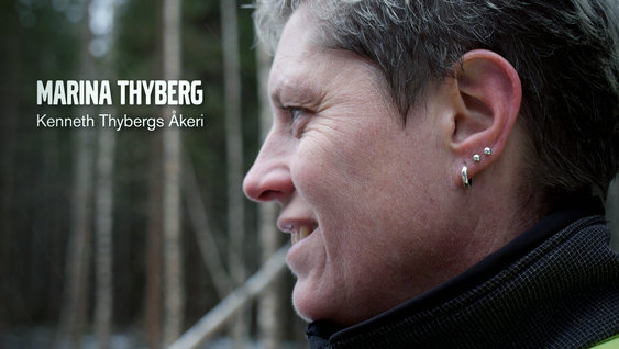 Kenneth Thybergs Åkeri