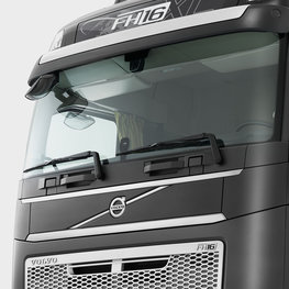 Volvo FH16 hyttspecifikationer
