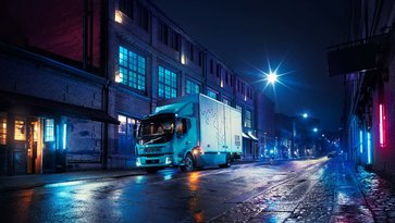 Volvo FL & Volvo FE - Electric