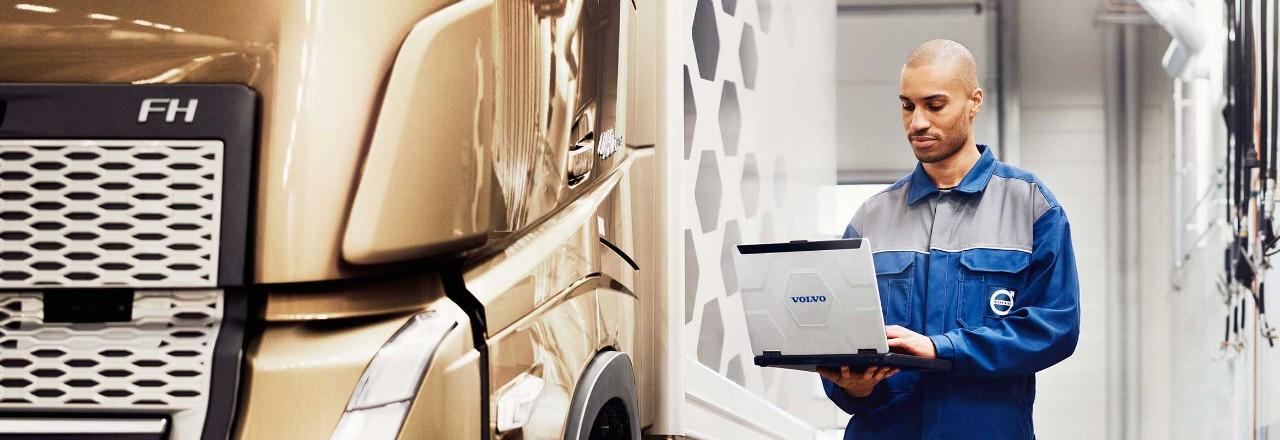 Allt ingår: Volvo Gold Contract