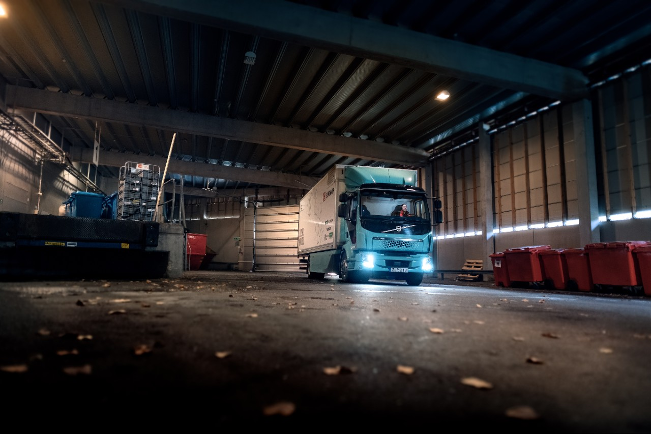 Volvo, Trucks, Electric, Gothenburg, 2019