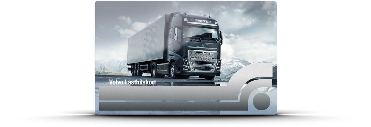 Volvo Lastbilskort