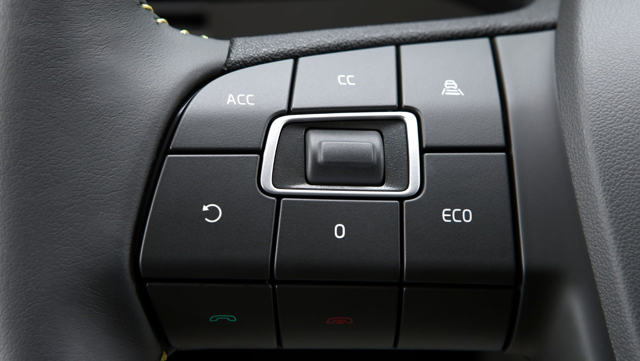 Volvo I-shift upgrade smart cruise control global