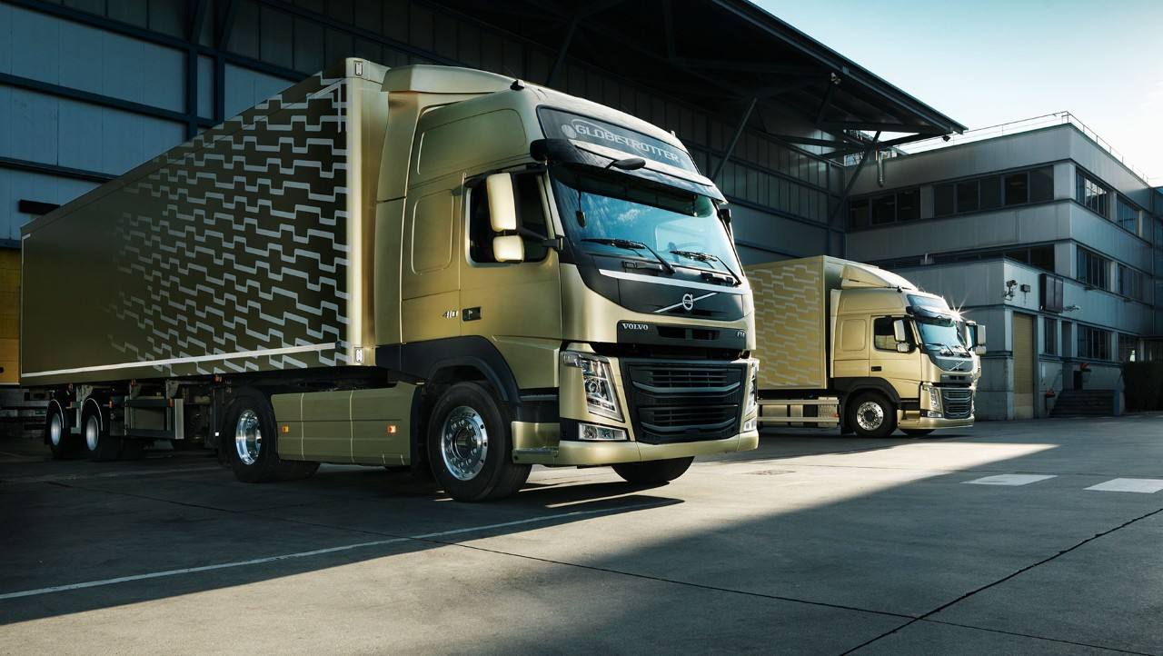 Volvo I-shift upgrade launch control global