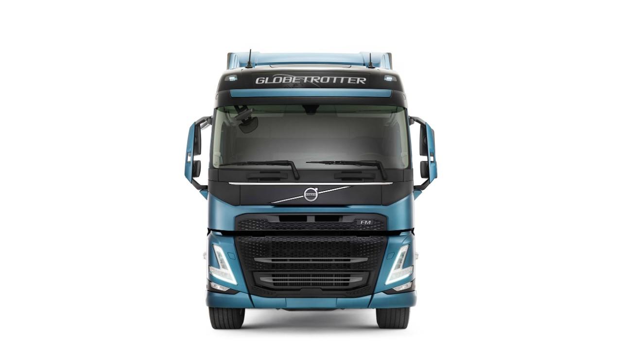 Volvos Manskapshytt Volvo Lastvagnar